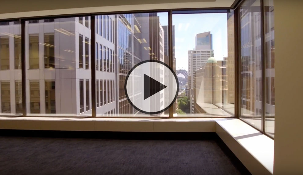 Property Video Tour of 14 Martin Place - Creative 3D Perspectives Animation, 14 Martin Place Sydney, for lease. Take a cinematic journey through this property located in Sydney