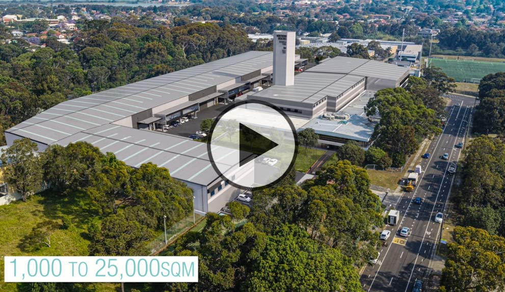 NBBP Northern beaches Business park  Creative 3D Perspectives Video